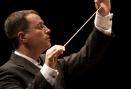 Daniel Antolí, al capdavant de l'orquestra