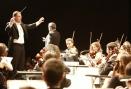 L'orquestra de SIMFONOVA i el baríton Xavier Aguilar