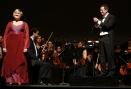 El mestre Daniel Antolí i la soprano Maribel Ortega